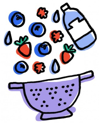 Keep Food Fresh Berries