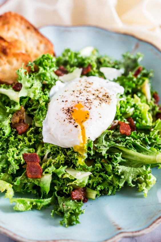Cooking For Two: Lyonnaise Salad Recipe
