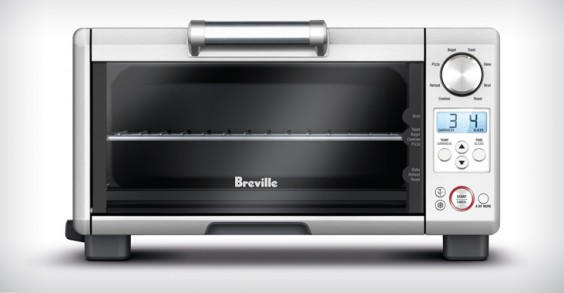 Breville Mini Smart Oven: This All-in-One Appliance Is ...