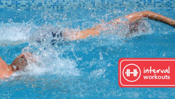 New Workout: Interval Training in the Pool