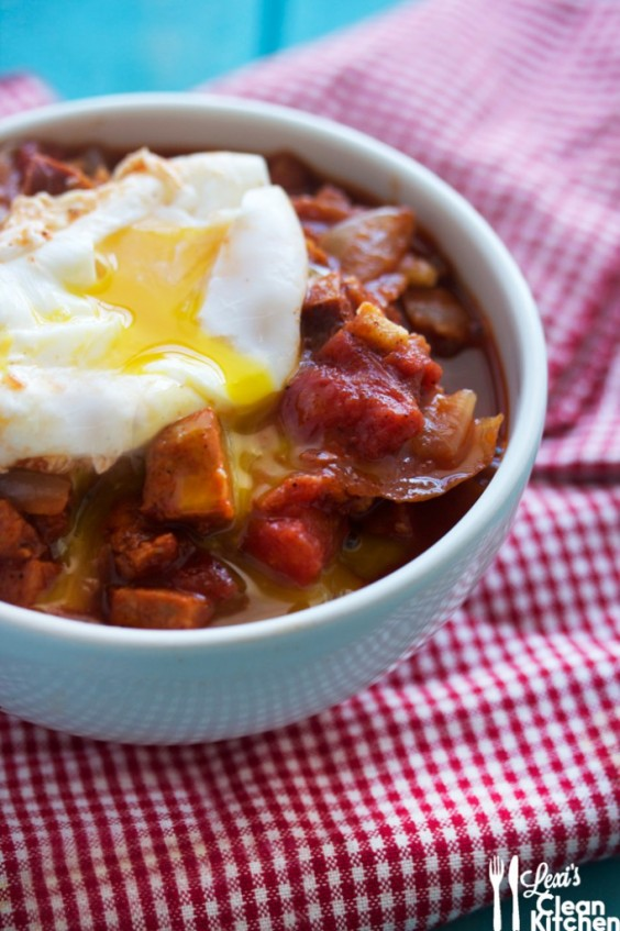 14. Spicy Breakfast Stew