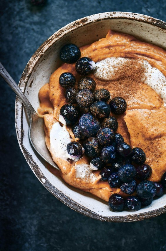 3. Paleo Sweet Potato Breakfast Bowl
