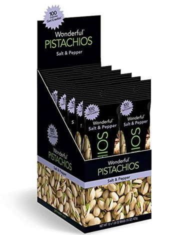 1. 100 Calorie Packs Wonderful Pistachios