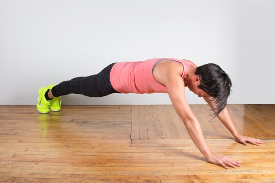 Bodyweight Workout: 50 Exercises You Can Do on Your Own, Anywhere