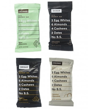 1. RXBAR Maple Sea Salt