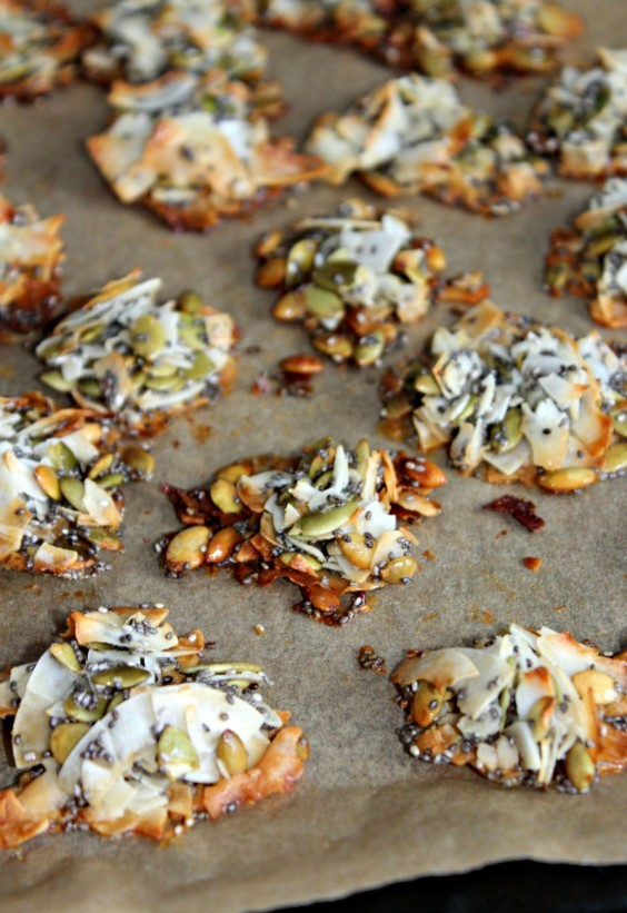 3. Coconut Cluster Snacks