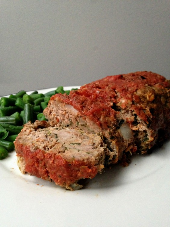 5. Summer Vegetable Meatloaf