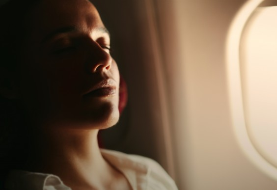 Tips for Sleeping on a Plane