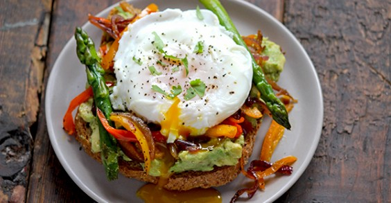 Healthy Breakfast Recipes: 34 Ways to Eat More Veggies at Breakfast
