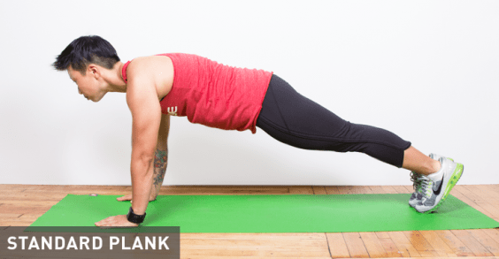 Plank Variations: 47 Crazy-Fun Plank Exercises for Killer