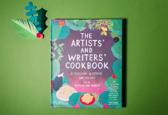"""The Artists' and Writers' Cookbook"""