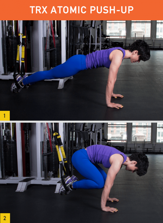 TRX Workout: 44 Effective Exercises for Full-Body Strength