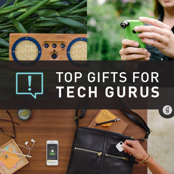 Tech and Gear Holiday Gift Guide