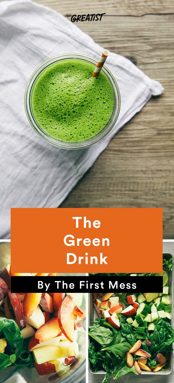 First Mess roundup: The Green Drink