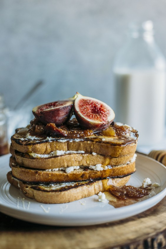 2. Fig French Toast