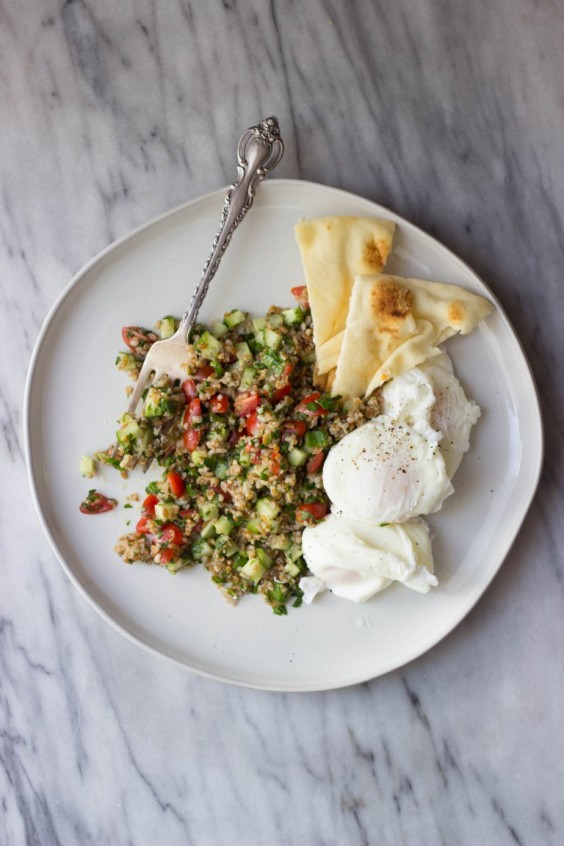 Breakfast Tabbouleh Recipe