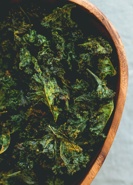 11. Onion Kale Chips