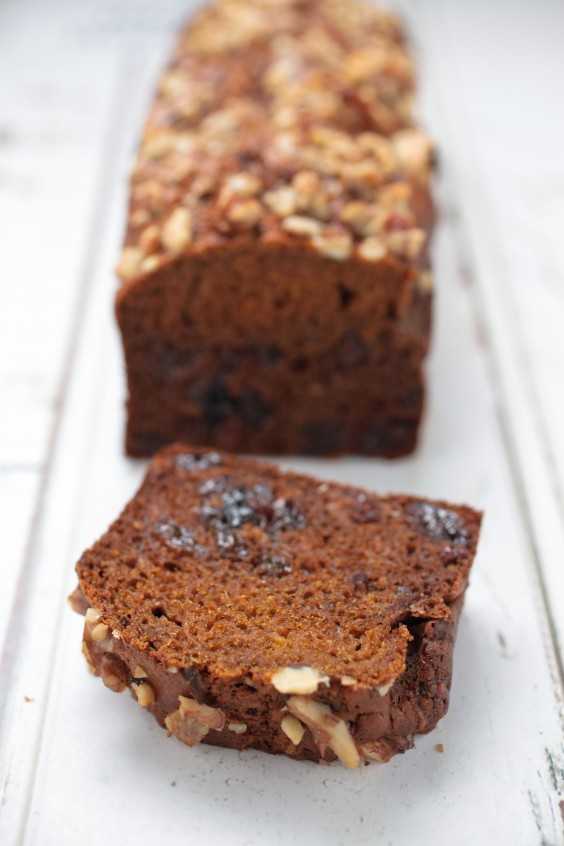 7. Pumpkin Fruit Bread