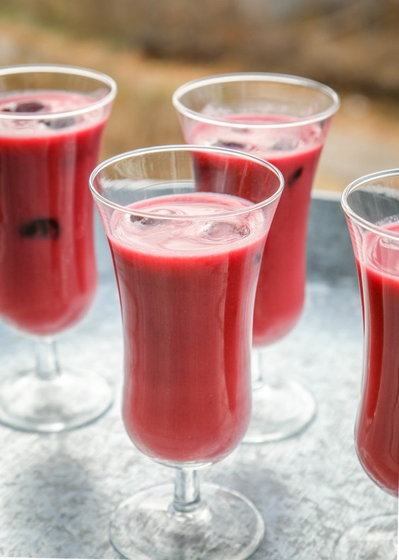 10. Chilled Cherry Soup With Cardamom