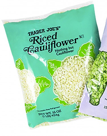 2. Organic Riced Cauliflower