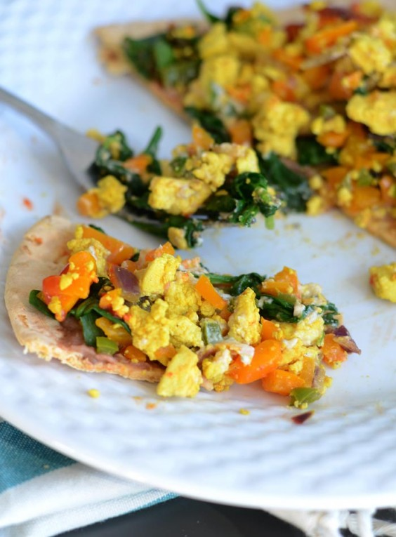 Cooking For Two: Vegan Tofu Scramble Recipe