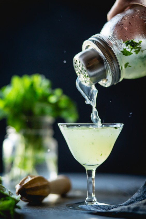 Cocktail Recipes With Fresh Herbs Taste Better