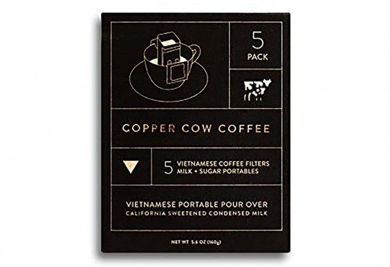 3. Copper Cow Coffee Vietnamese Coffee Kit