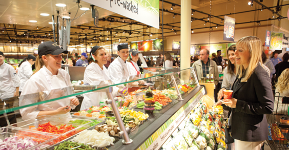 Healthiest Companies To Work For: Wegmans