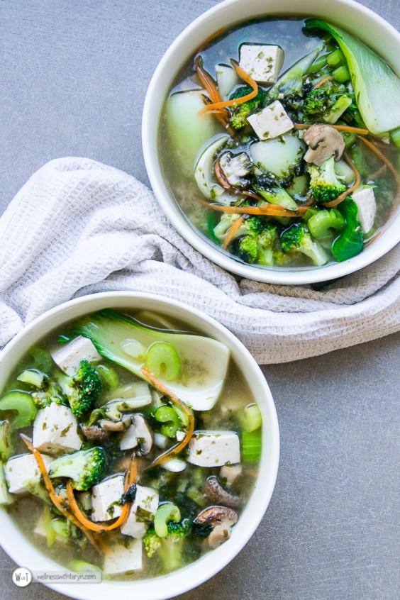 Healthy Soups: 19 Light Soups to Help You Lose Weight