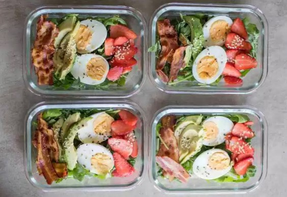 Whole30 Meal Prep: 15 Meal-Prep Ideas for Breakfast, Lunch, and Dinner