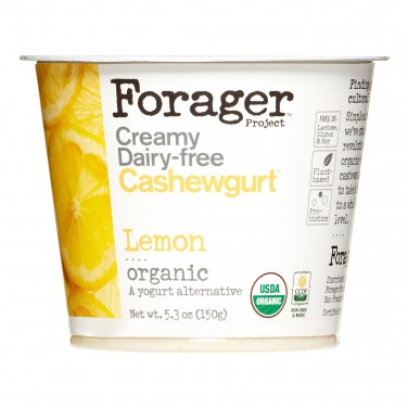 2. Forager Project Dairy-free Cashewgurt