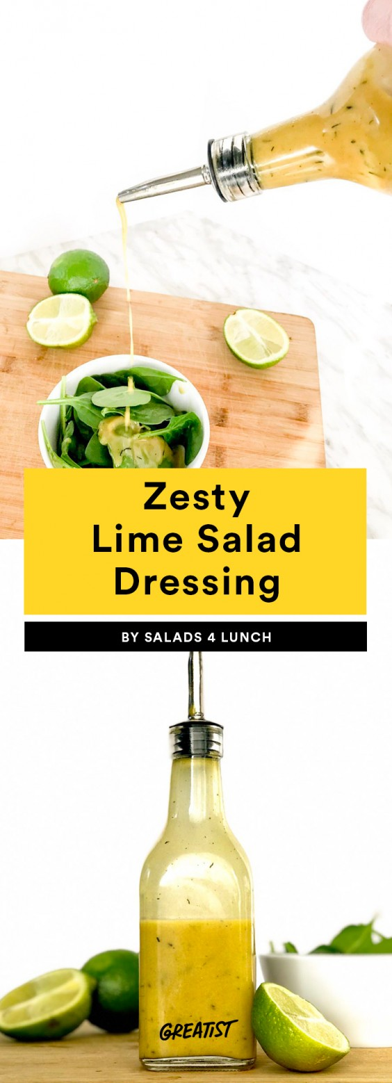 Healthy Salad Dressing Ideas to Prep Ahead of Time