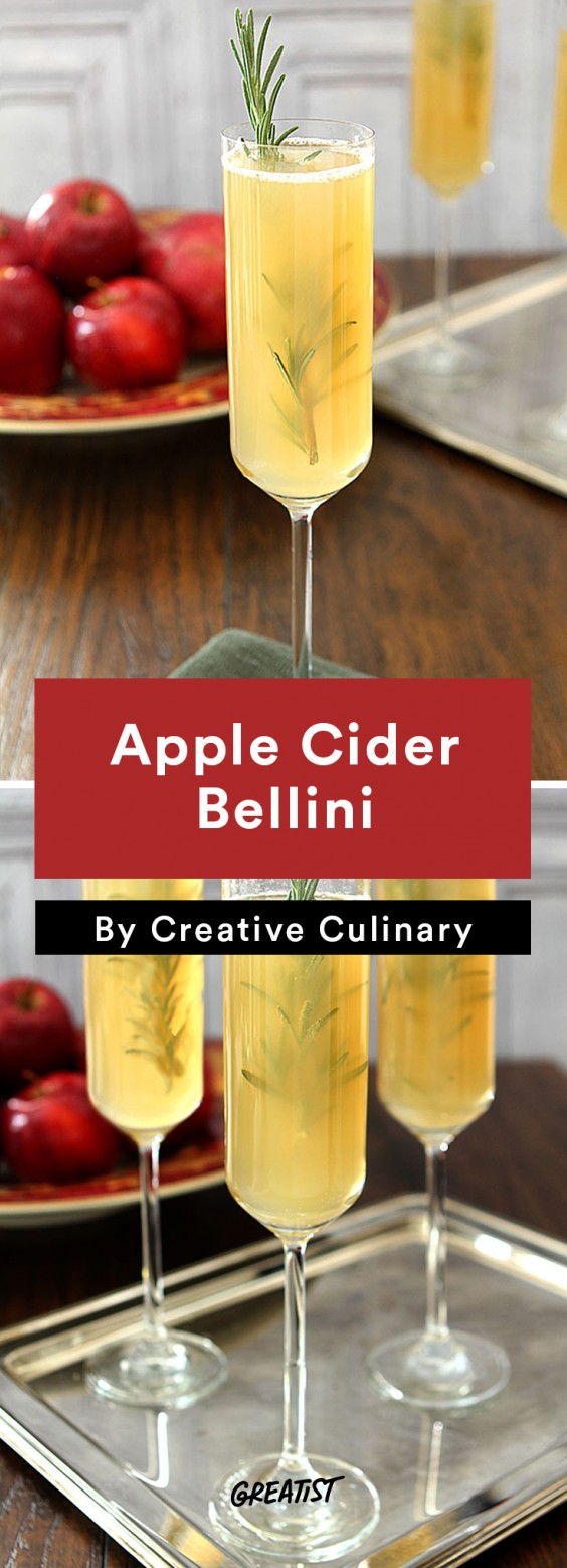 Fall Brunch: Bellini