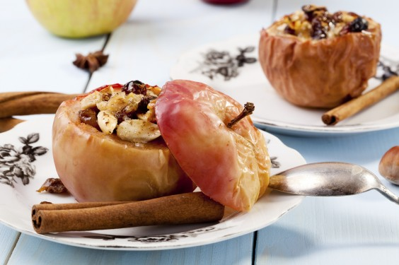 55 Creative Uses for Leftover Apples: Baked Apples