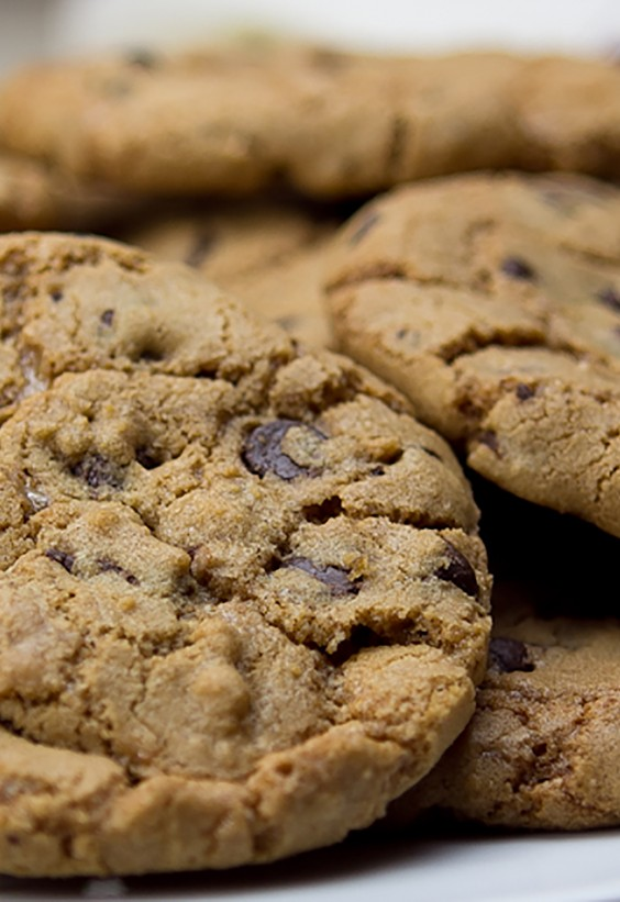 Marijuana Toffee Chocolate Chip Cookies Recipe