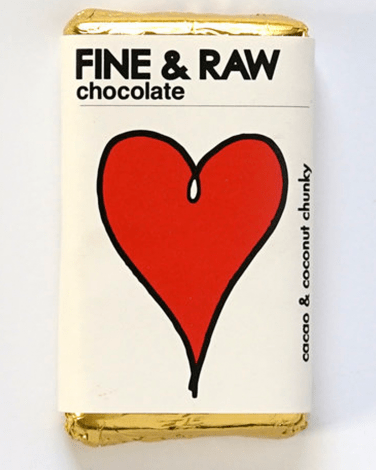 Fine and Raw Chocolate