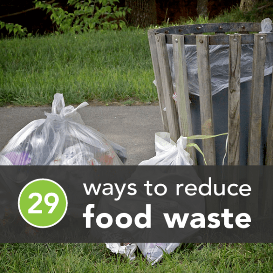 29 Smart and Easy Tips to Reduce Food Waste