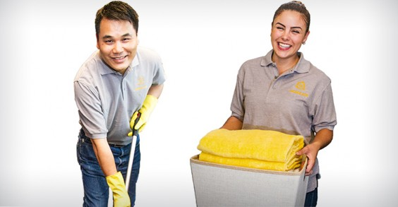 This Startup Makes Hiring a Cleaner As Easy As Ordering Delivery