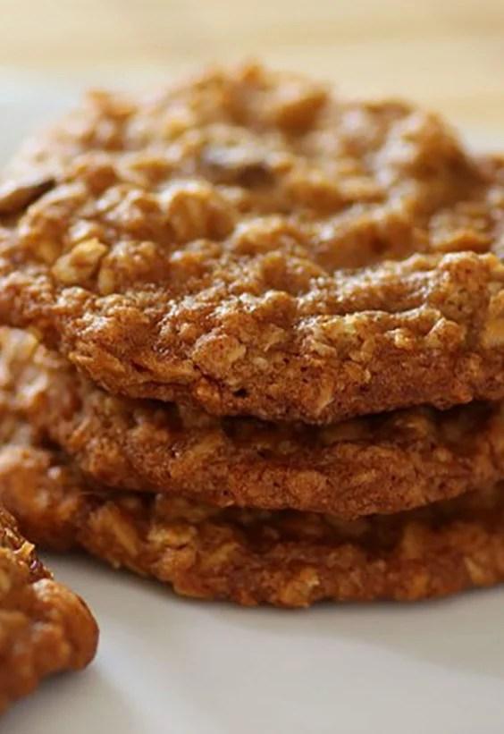 Oatmeal Canna Cookies Recipe