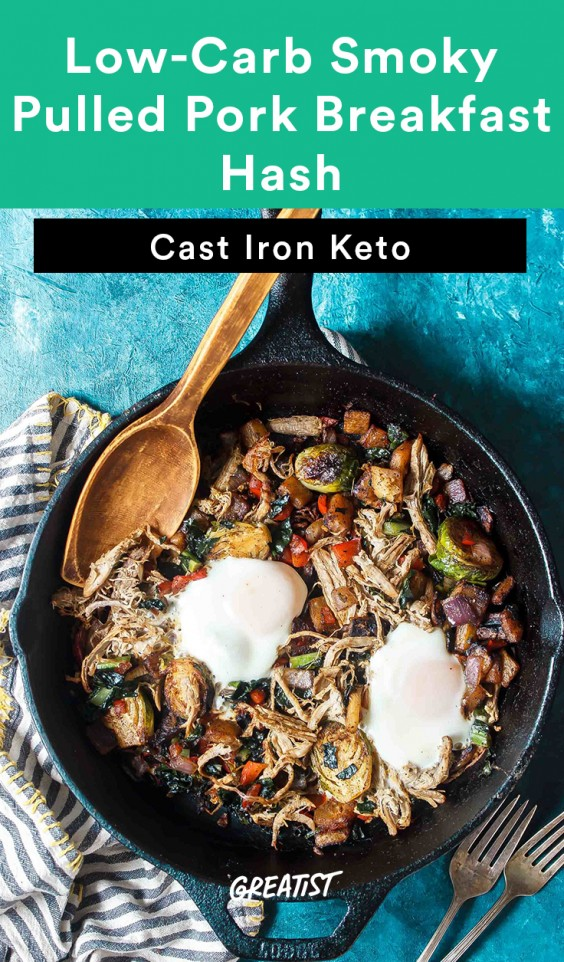 Keto Recipes: 6 One-Pan Low-Carb Recipes for Breakfast