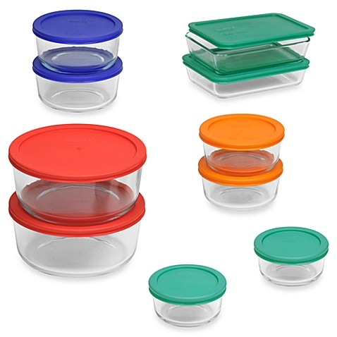 meal prep containers: Pyrex Storage Plus