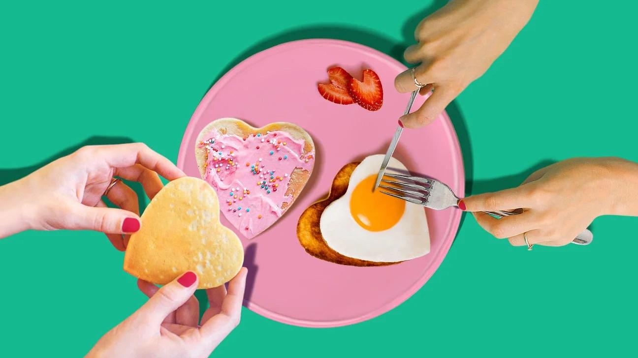 Dating website voor Foodies