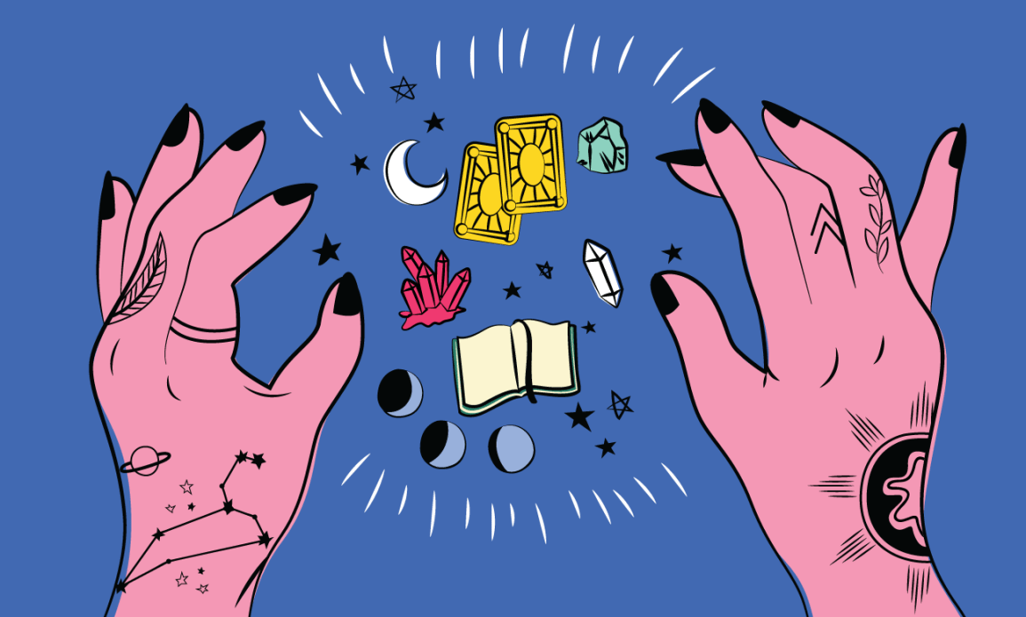 Woo Curious: Self-Care Tarotscopes for the New Moon in Leo