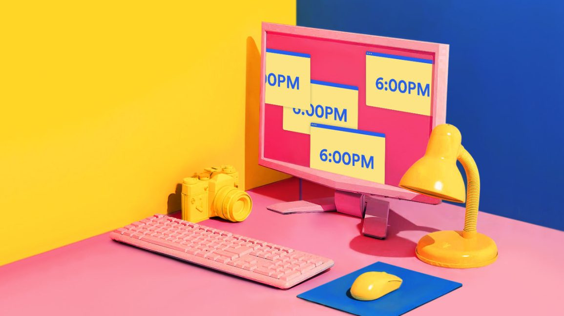 You Need to Hear This: Stop Working After 6 p.m.