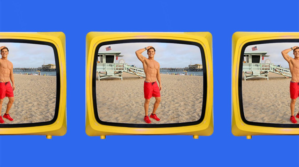 Here's the Secret to Zac Efron's 'Baywatch' Workout Routine
