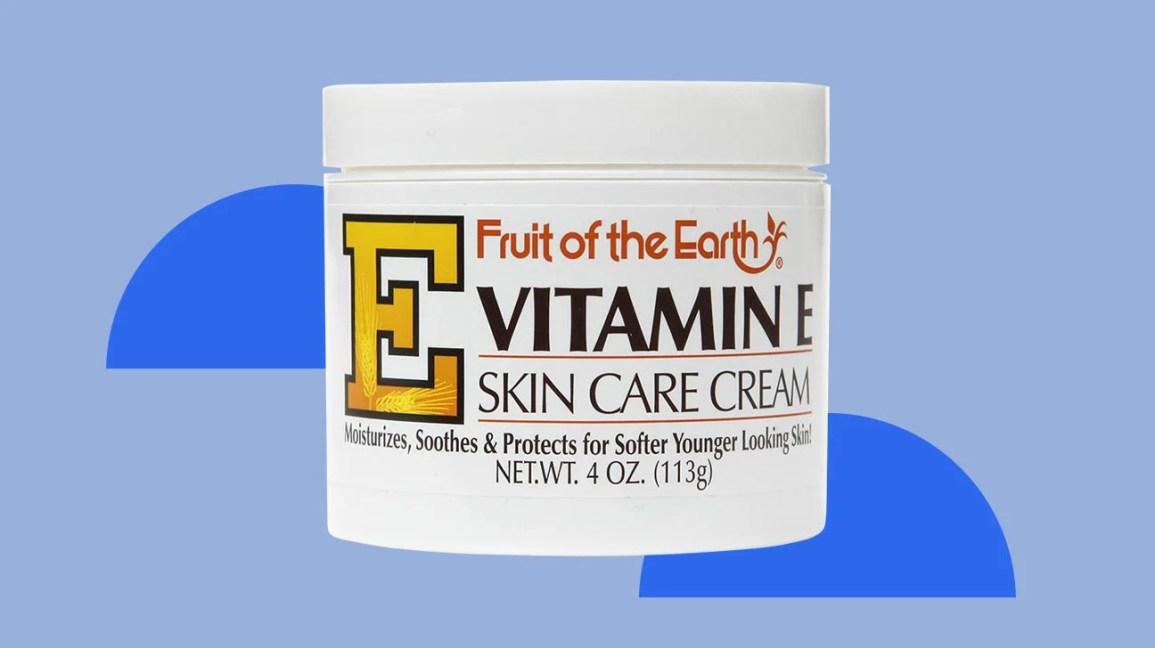 The $7 Vitamin E Cream My Grandma and I Both Use