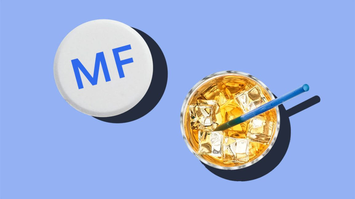 Metformin and Alcohol: Pour the Bubbly or Prepare for Bubble Guts?