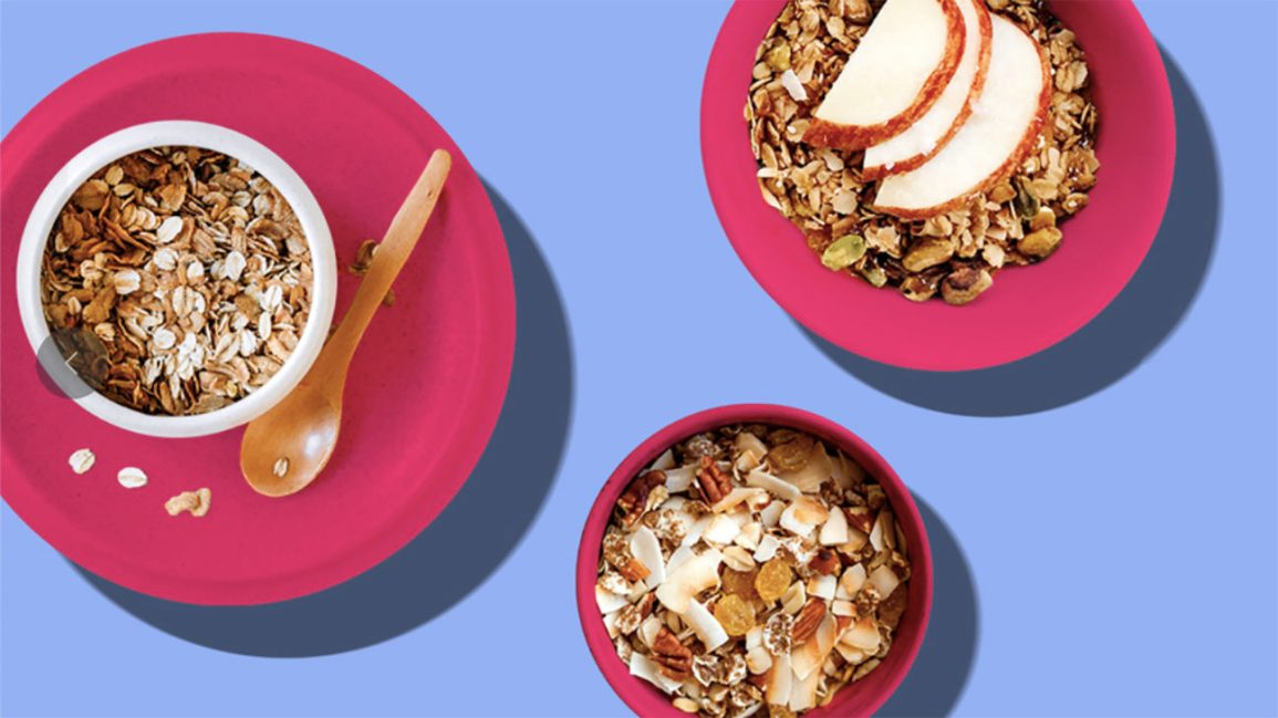 12 Fall Granola Recipes So Good You'll Never Go Back to Store-Bought
