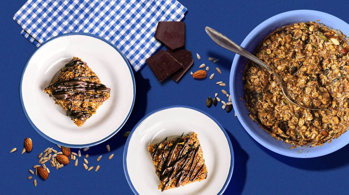 granola bars for low cholesterol diets