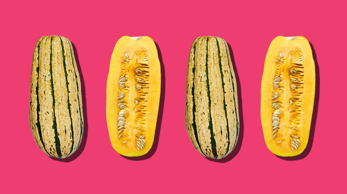 Get Some Delicata Squash in Your Belly This Winter